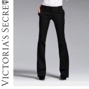 Body By Victoria Kate Fit Black Pants Size 8
